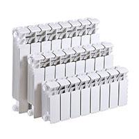 1. Радиаторы отопления и комплектующие