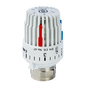 Термоголовка для радиатора